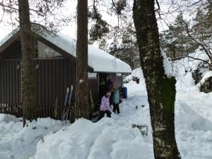 Sævarbu vinteren 2012